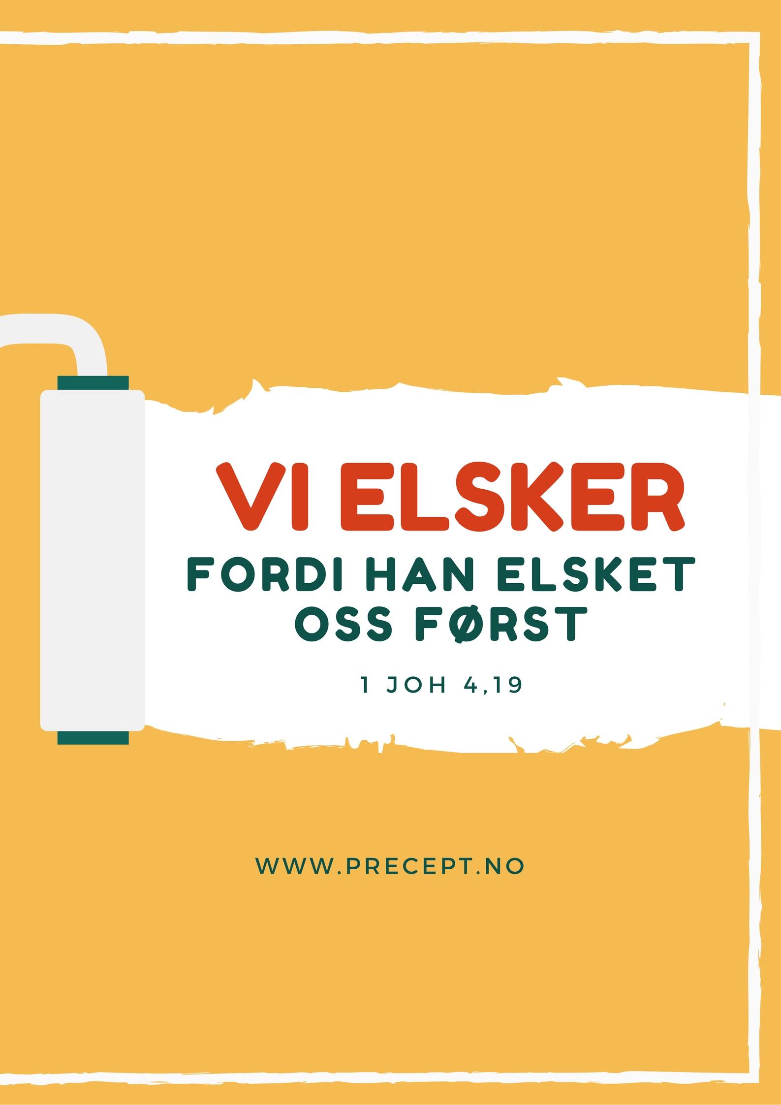 VI ELSKER FORDI HAN ELSKTET SS FØRSTquestions